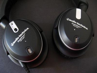 Review: Audio-Technica ATH-ANC7 QuietPoint Active Noise-Cancelling Headphones