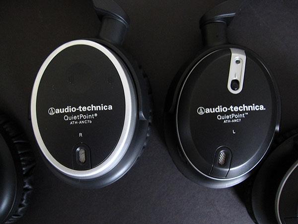 Review: Audio-Technica ATH-ANC7b QuietPoint Active Noise-Cancelling Headphones