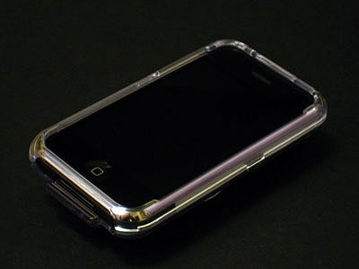 Review: Belkin Acrylic Case for iPhone 1