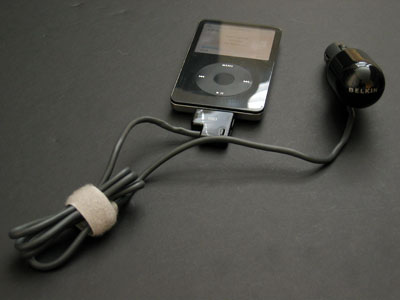 First Look: Belkin Auto Kit for iPod (Black)