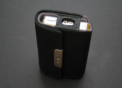 Review: Belkin NE Deluxe Leather Case for iPod