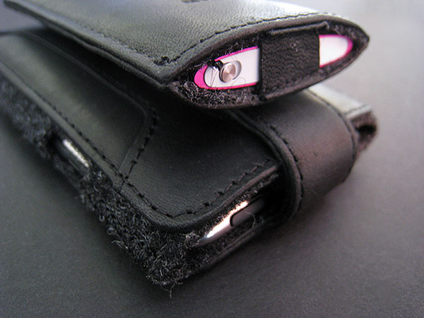 Review: Belkin Eco-Conscious Leather Sleeves for iPod nano 4G + iPod touch 2G