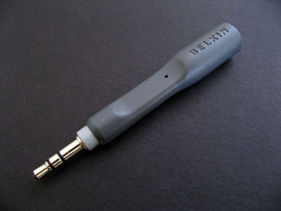 Review: Belkin Headphone Adapter for iPhone 3