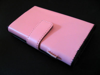 Review: Belkin Leather Folio for iPod touch