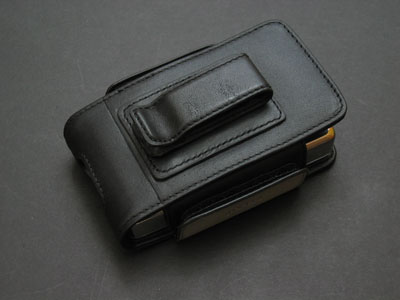 Review: Belkin NE Leather Flip Case for iPod