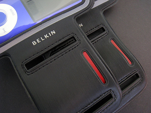 Review: Belkin Sport Armbands for iPod nano 4G + iPod touch 2G