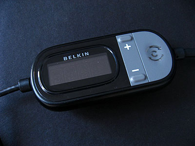 Review: Belkin TuneCast Auto for iPhone and iPod