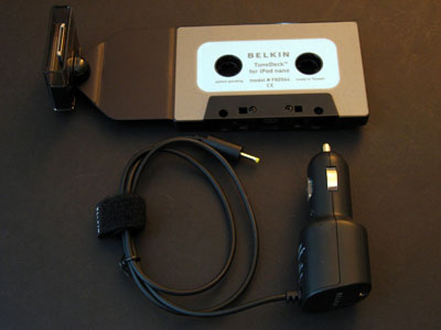 Review: Belkin TuneDeck for iPod nano