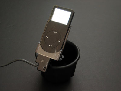First Look: Belkin TuneDok for iPod nano