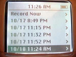 Review: Belkin Voice Recorder