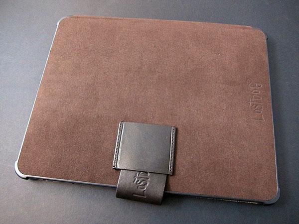 First Look: Bluetrek LostDog Slim Case Stand for iPad