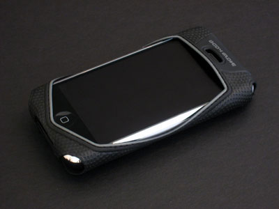 First Look: Body Glove/Fellowes Glove Zig-Zag Case for iPhone 1