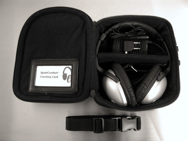 Review: Bose QuietComfort Acoustic Noise Canceling Headset