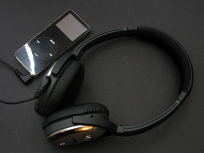 Bose QuietComfort 3 (QC3) Acoustic Noise Cancelling Headphones | iLounge iPod Accessory Reviews :  mp3 ilounge quietcomfort acoustic