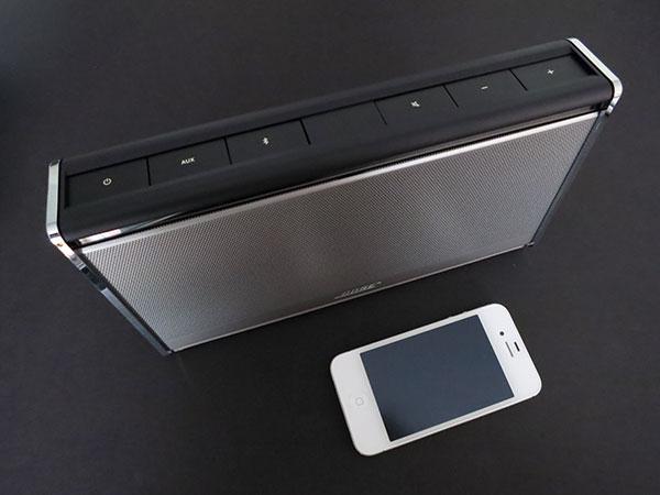 Review: Bose SoundLink Wireless Mobile Speaker 1