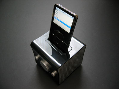 Review: Boynq iCube II Speaker & Docking Station for iPod