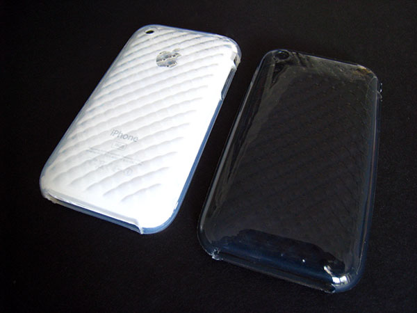 Review: BTA Workshop/Jet Navy Collection Illusion Cases for iPhone 3G