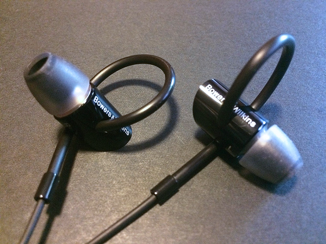 Review: Bowers & Wilkins C5 Series 2 In-Ear Headphones