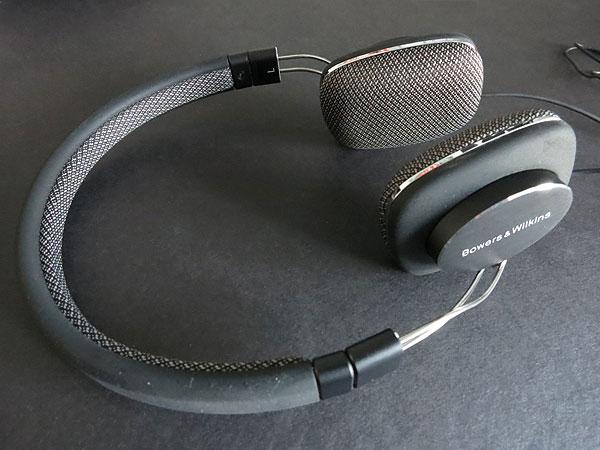Review: Bowers & Wilkins P3 Headphones 6