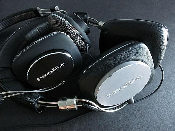 Review: Bowers & Wilkins P3 Headphones 4