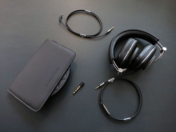 Review: Bowers & Wilkins P7 Headphones 3