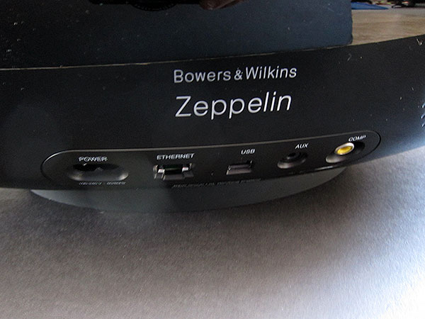 Review: Bowers & Wilkins Zeppelin Air