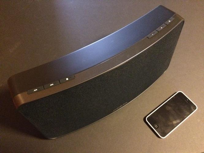 Review: Cambridge Audio Bluetone 100 Bluetooth Speaker 1