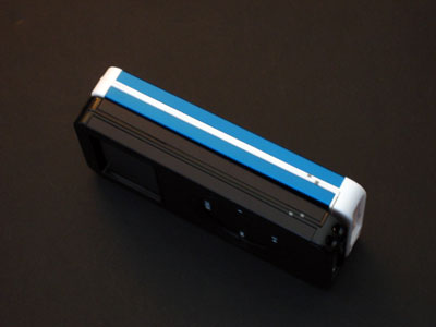 First Look: Capdase Alumor Metal Case for iPod nano