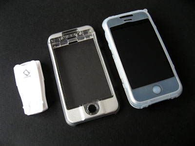 Review: Capdase Alumor Metal Case for iPod nano, iPhone