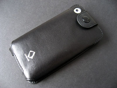 Review: Capdase Classy Leather Case for iPhone