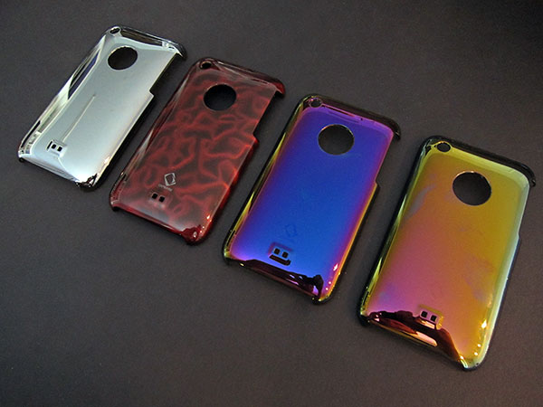 First Look: Capdase Karapace Protective Case for iPhone 3G + 3GS