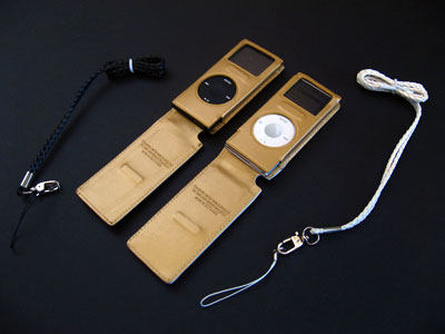 Review: Capdase Pattern Leather Case for iPod nano 2nd Generation