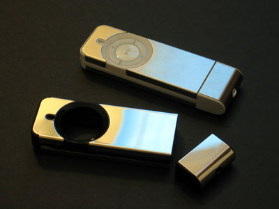 Review: Capdase Luxury Metal Case for iPod shuffle