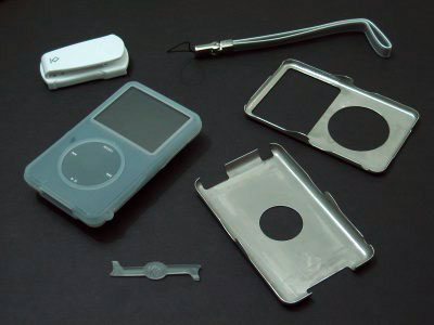 Capdase Metal Case for Fifth Generation iPod