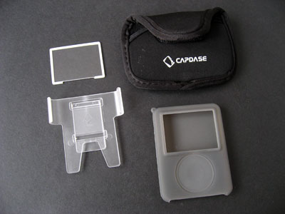 Review: Capdase Soft Jacket for iPod nano, iPod classic, and iPhone