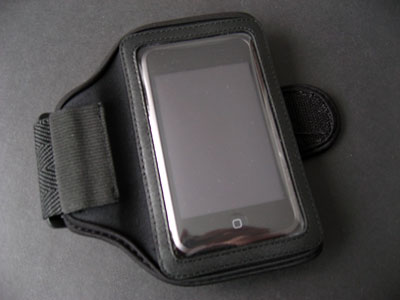 Review: Capdase Sport Armband for iPod nano, classic & touch