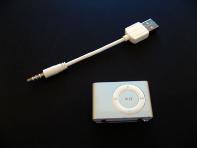 Review: Carrot Idea USB Flexible Dock for 2nd Generation iPod shuffle