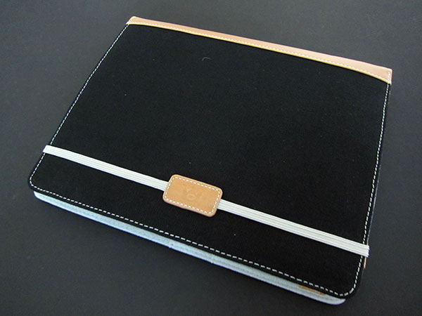 First Look: CaseCrown Cotton Weave iPad Case