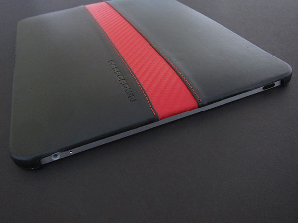 First Look: CaseCrown Mod Stripe iPad Case