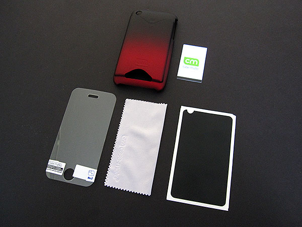 First Look: Case-Mate ID Case for iPhone 3G/3GS