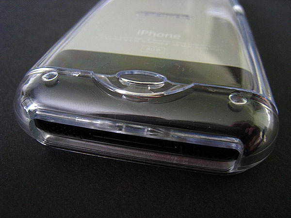 Review: Case-Mate Naked Case Version 2 for iPhone