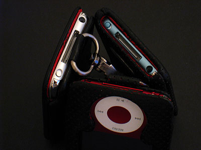 Review: Case Mate Signature Leather Case for 3rd Generation nano