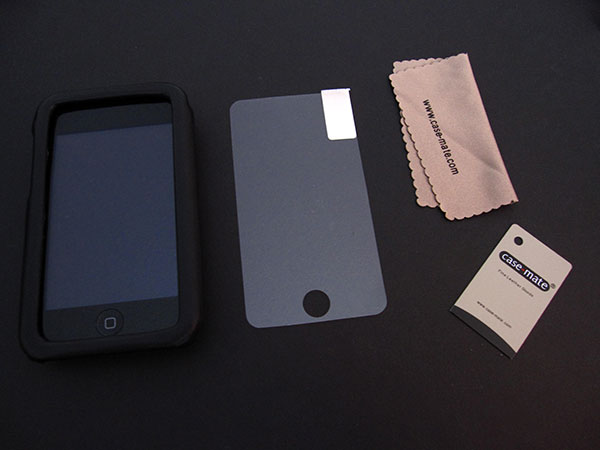 Review: Case-Mate Signature Series Leather Case for iPod touch 2G