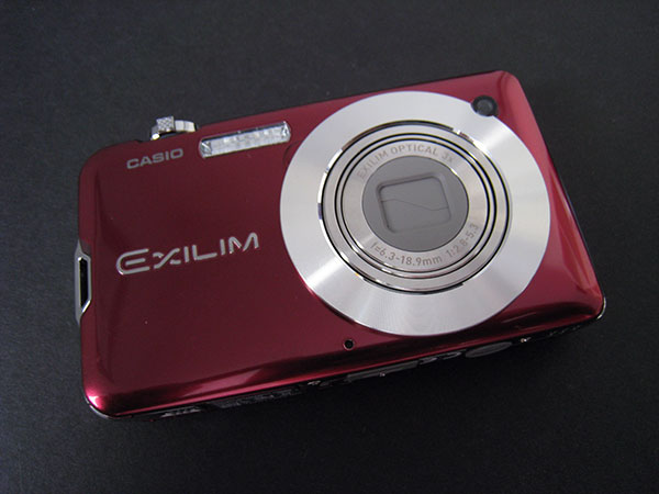 Review: Casio Exilim EX-S10 Digital Camera with iTunes Video Support