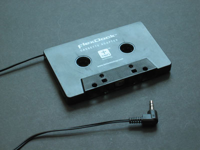Review: Fall 2005 Cassette Tape Adapter Shootout