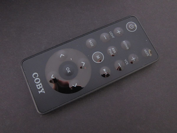 Review: Coby Vitruvian Speaker System for iPod and iPhone