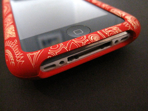 First Look: Contour Design HardSkin inked for iPhone 3G/3GS