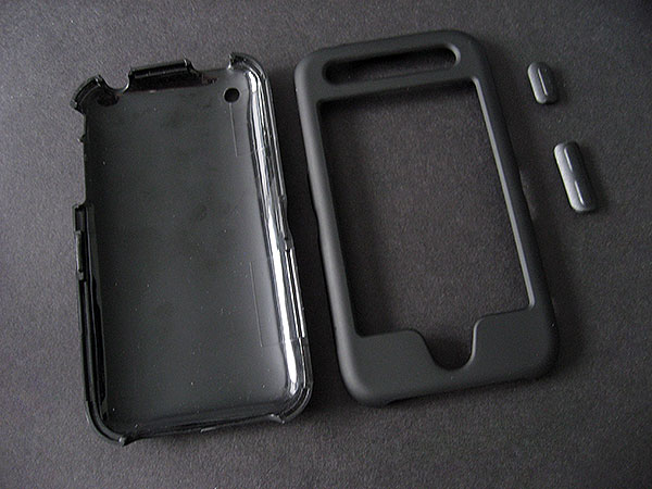 Review: Contour Design Hardskin for iPhone 3G