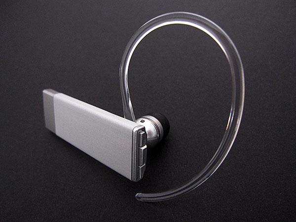 First Look: Contour Design Metal Bluetooth Headset