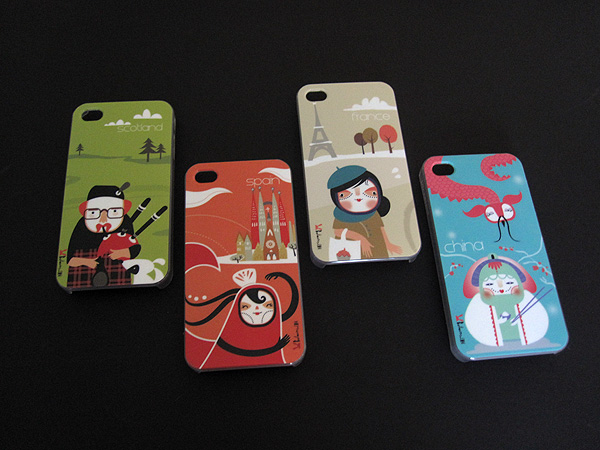 First Look: Coolous Country Impression Series for iPhone 4